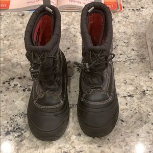 North Face Size Youth 3 Winter Boots